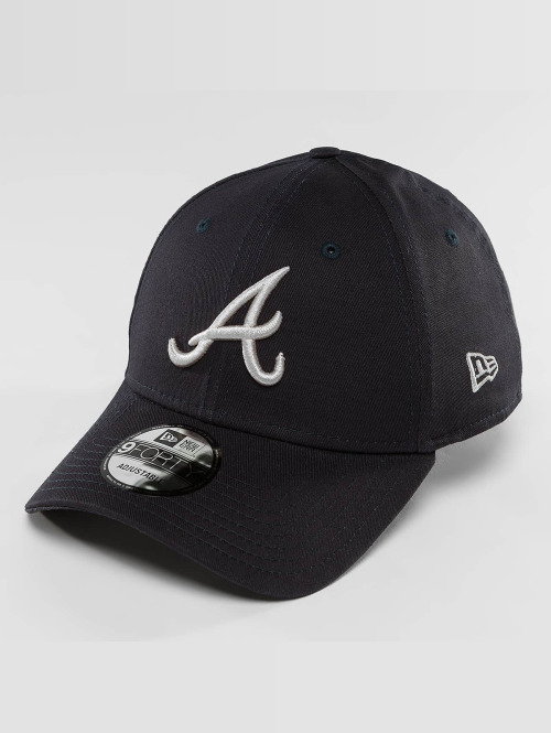 New Era Snapback Cap League Essential Atlanta Braves 9Forty blau