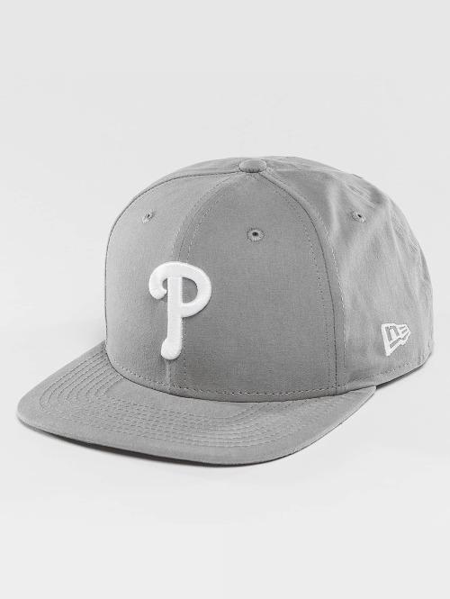 New Era Snapback Cap Lightweight Essential Philadelphia Phillies Cooperstown 9Fifty grau