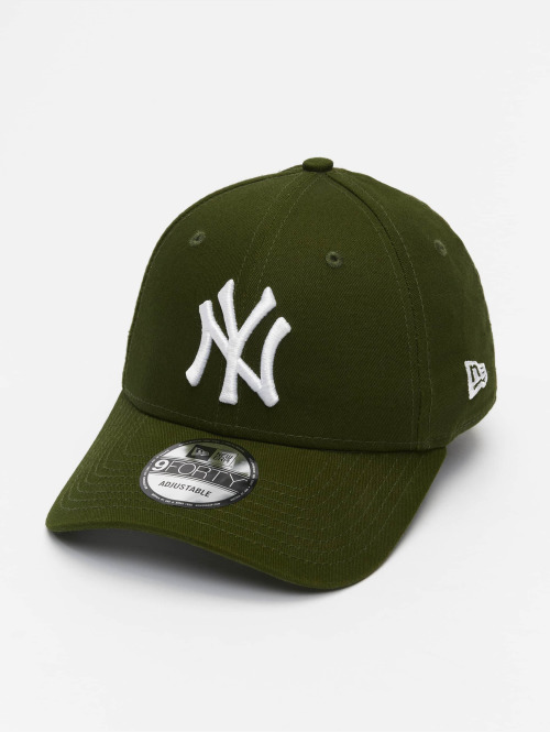 New Era Snapback Cap League Essential NY Yankees 9Forty grün