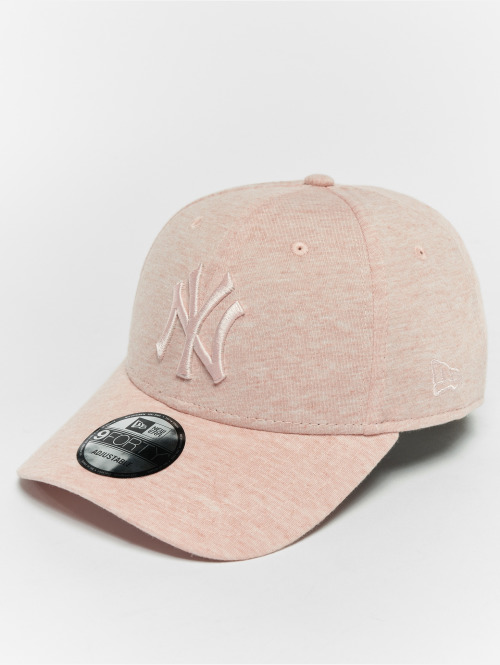 New Era Snapback Cap Jersey Brights New York Yankees 9Forty rosa