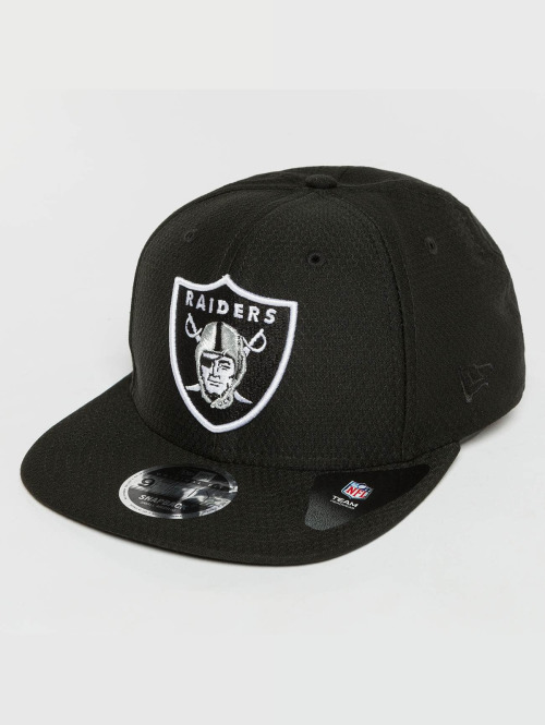 New Era Snapback Cap Dryera Tech Oakland Raiders 9Fifty schwarz