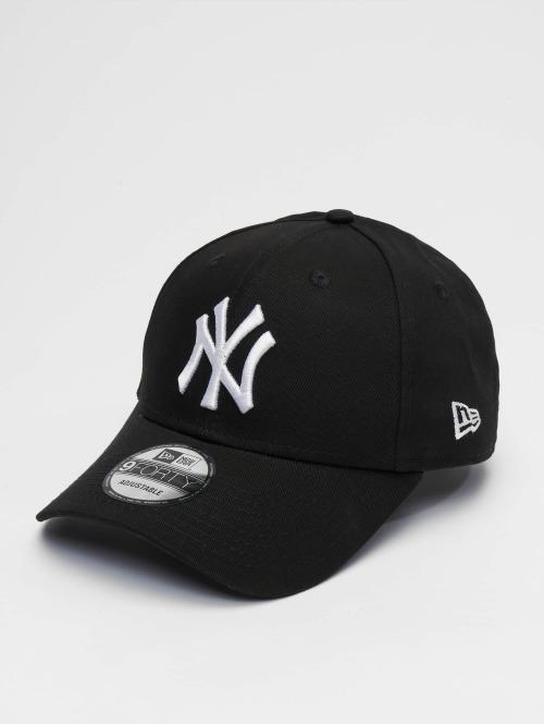 New Era Snapback Cap 9Forty League Basic NY Yankees schwarz
