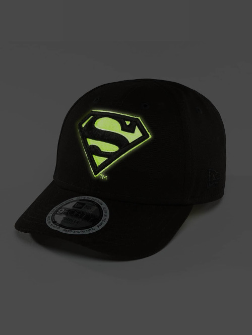 New Era snapback cap GITD Character zwart