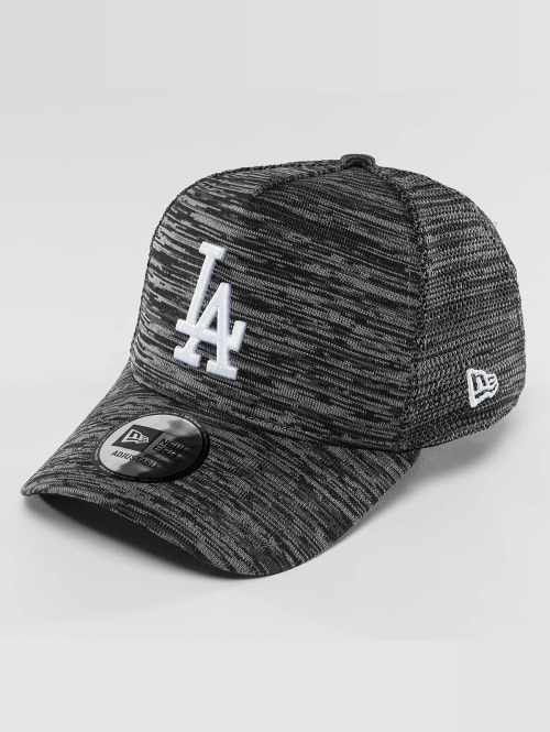 New Era Snapback Caps Engineered Fit LA Dodgers 9Fifty harmaa