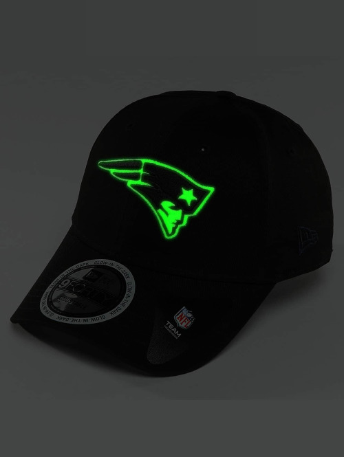 New Era Snapback Caps Team GITD Basic New England Patriots 9Forty musta