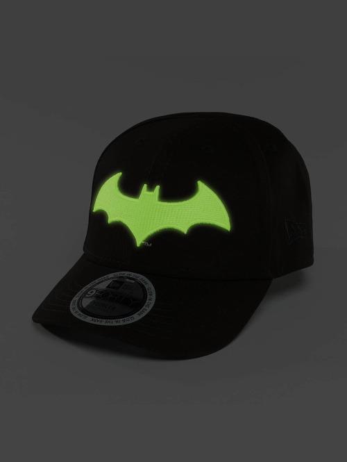New Era Snapback Caps GITD Character Batman 9Forty musta