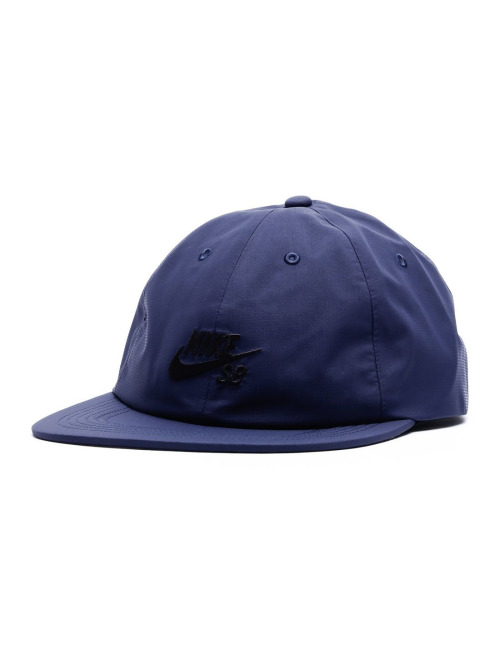 Nike SB Fitted Cap H86 blau