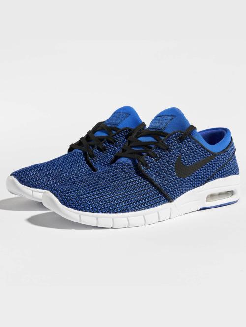 Nike SB Sneaker Stefan Janoski Max blau