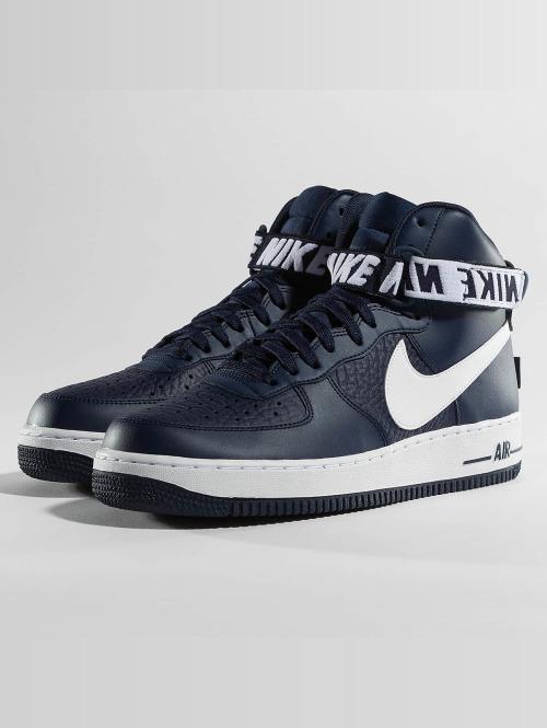 Nike sneaker Air Force 1 High 07 blauw