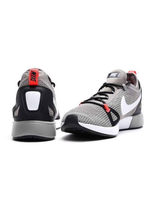Nike Sneaker Duelist Racer grau