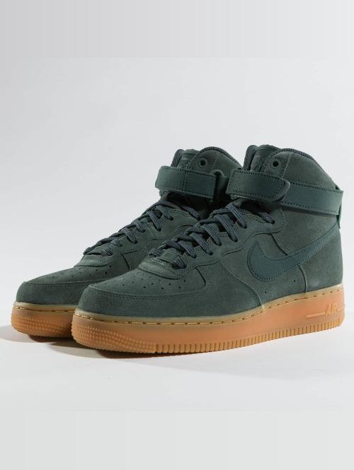 Nike Sneaker Air Force 1 High '07 LV8 grün