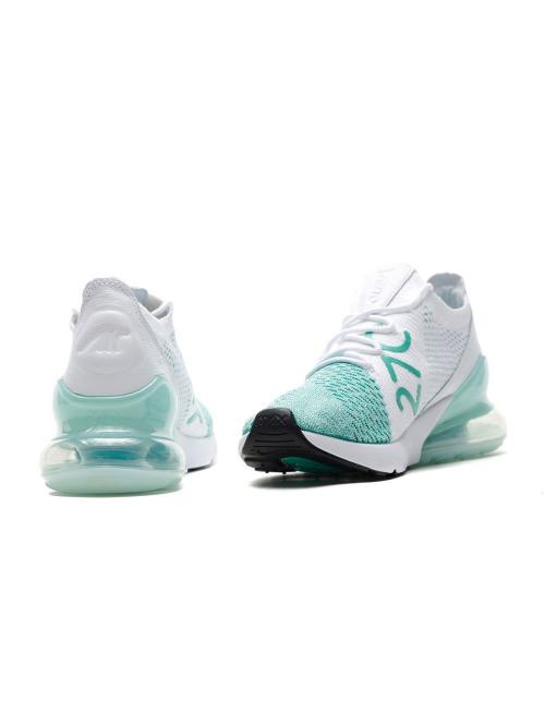 Nike Sneaker Air Max 270 Flyknit grün