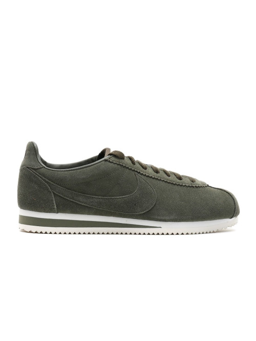 Nike Sneaker Classic Cortez grün