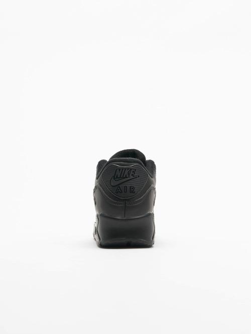 Nike Sneaker Air Max 90 Leather schwarz