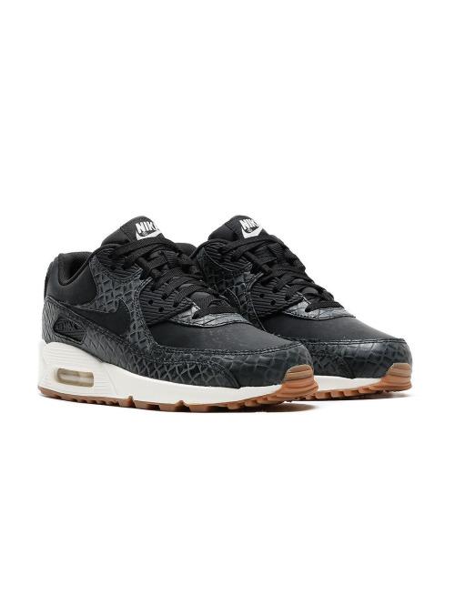 Nike Sneaker Air Max 90 Premium schwarz
