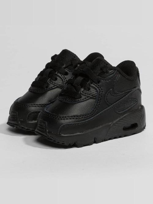 Nike Sneakers Air Max 90 Leather Toddler sort