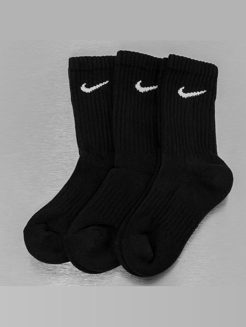 Nike Sukat Value Cotton Crew musta
