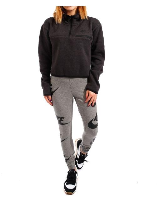 Nike Übergangsjacke Top Hz grau
