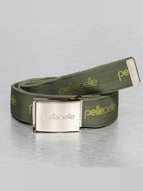 Pelle Pelle riem Core Army olijfgroen