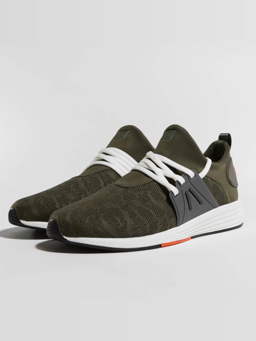 Project Delray Tennarit Project Delray Wavey Sneakers oliivi