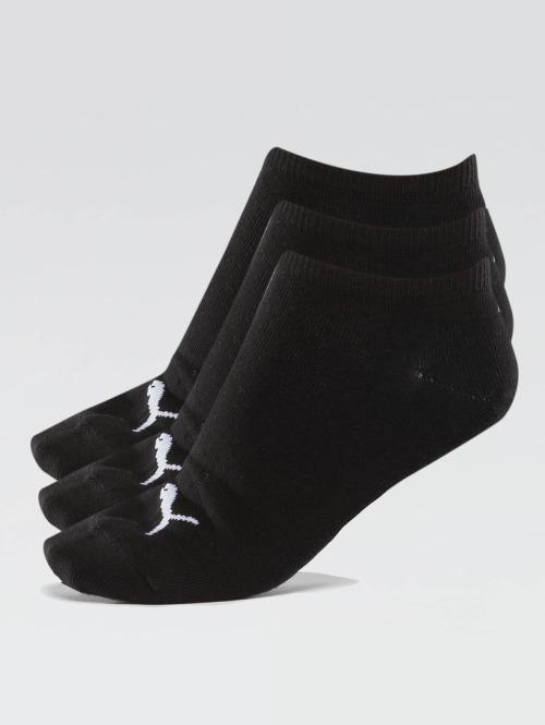 Puma Dobotex Socken 3 Pack Sneaker Plain schwarz