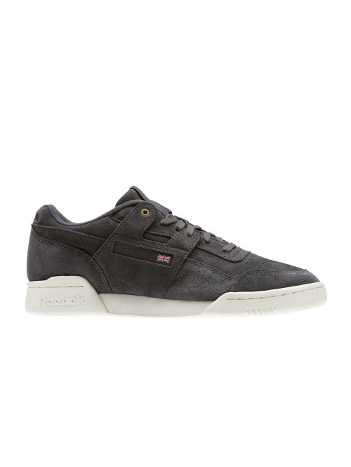 Reebok Sneaker Workout Plus MCC grau