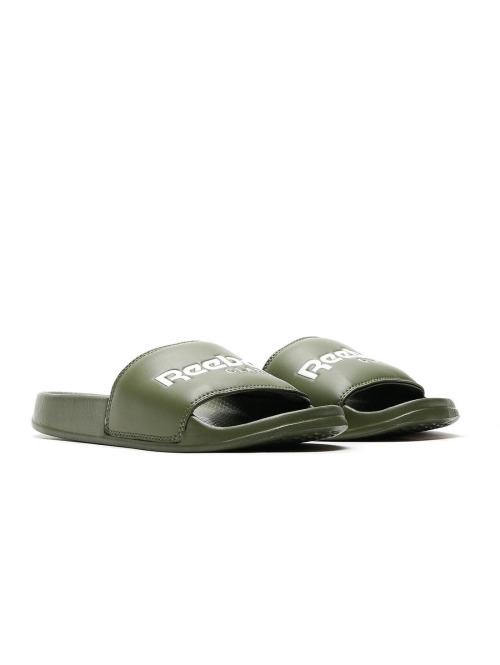 Reebok Sneaker Core Slide grün