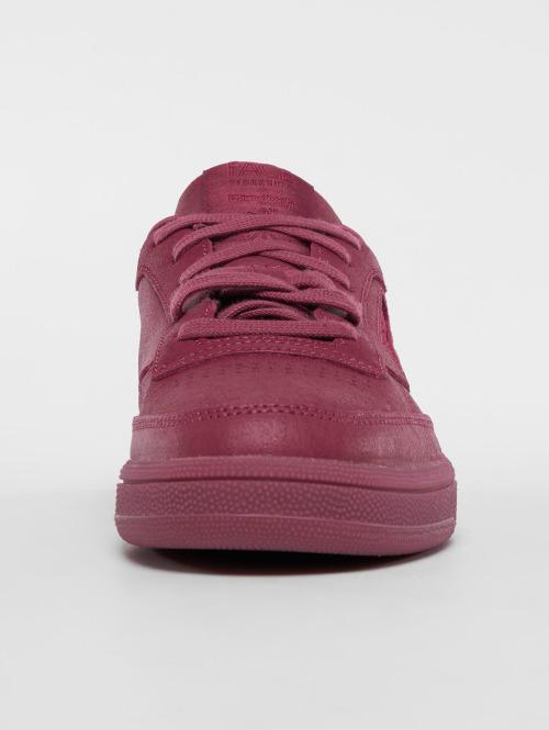 Reebok Sneaker Club C 85 rot