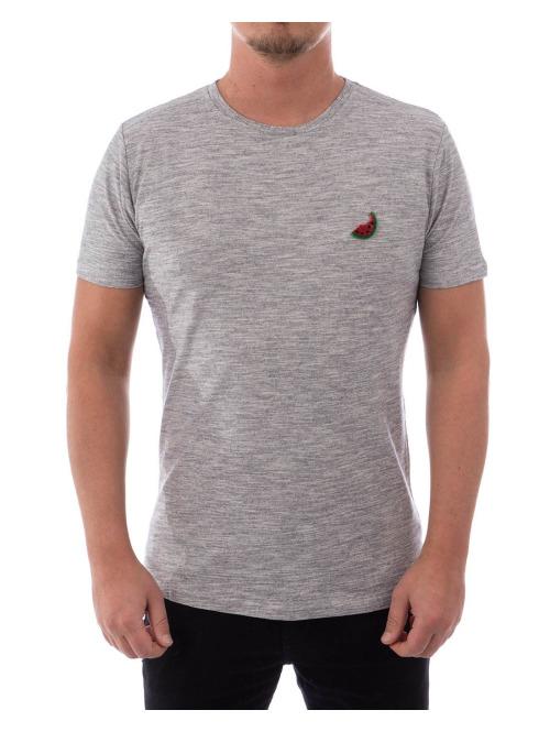 Revolution T-Shirt 1918 Wat grau
