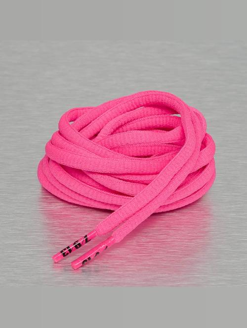 Seven Nine 13 Schnüsenkel Hard Candy Round pink