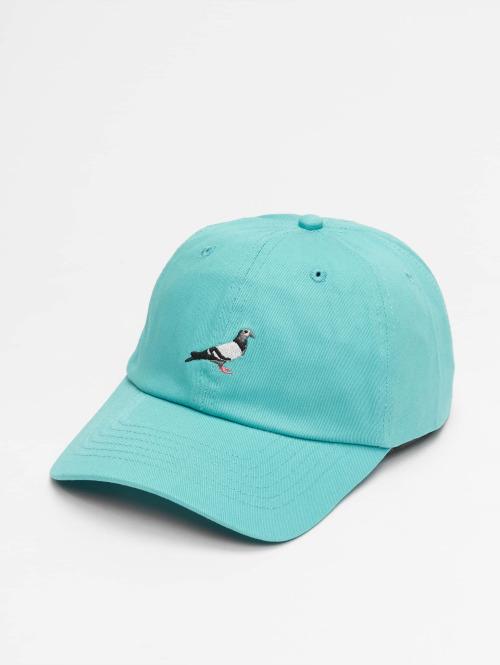 Staple Pigeon Snapback Cap Basic Twill grün