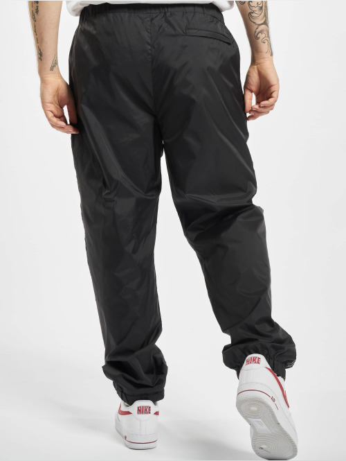 Stüssy Jogginghose Nylon Warm Up Pant schwarz