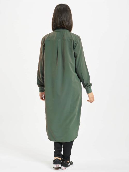Stüssy Kleid Tonic Zip Dress grün