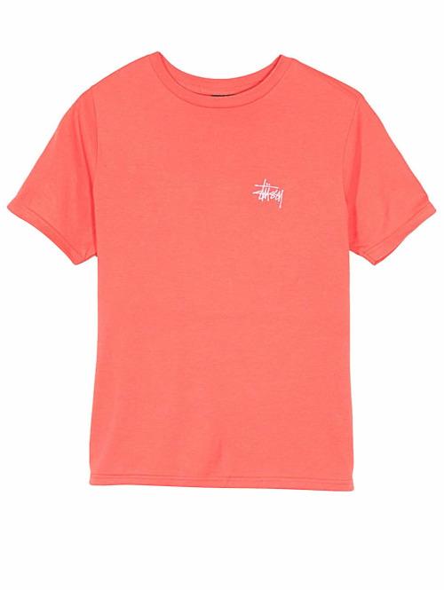 Stüssy T-Shirt  rot