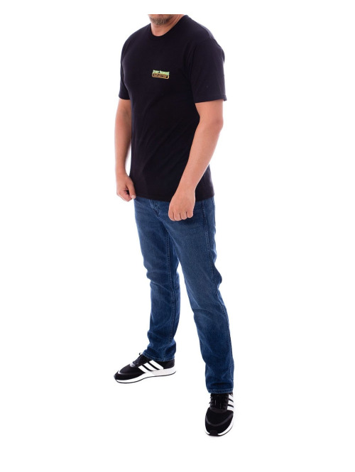 Stüssy T-Shirt King schwarz