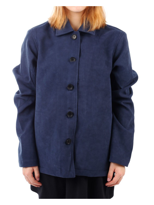 Stüssy Winterjacke SIMPLE blau