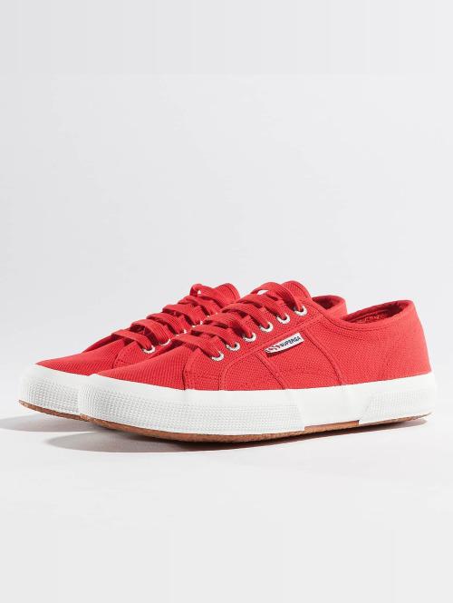 Superga sneaker 2750 Cotu rood