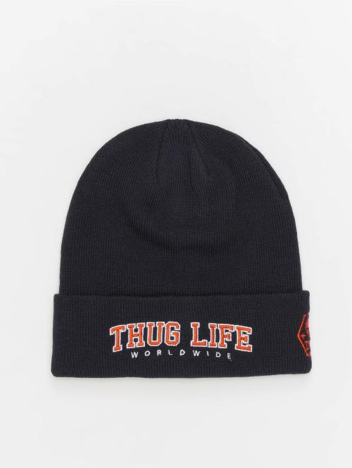 Thug Life Hat-1  Blazer Beanie Blue...