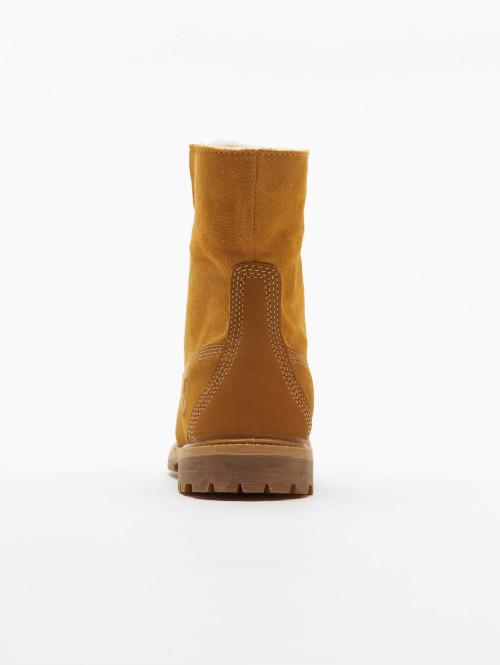 Timberland Boots Authentics Teddy Fleece Waterproof beige