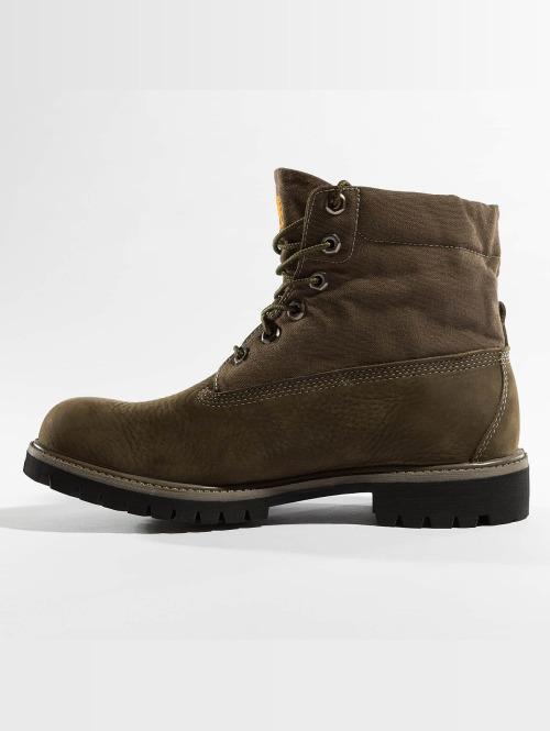 Timberland Boots Roll Top F/F AF braun