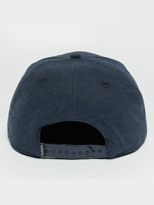TrueSpin Snapback Cap Decent blau