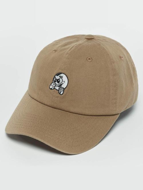 UNFAIR ATHLETICS Snapback Cap Punchingball beige