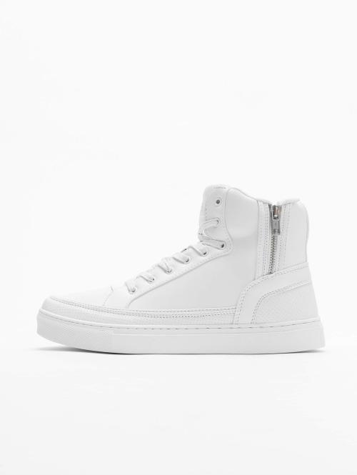 Urban Classics sneaker Zipper wit