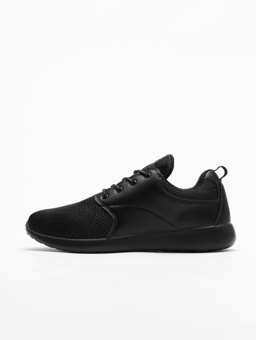 Urban Classics Sneakers Light Runner S svart