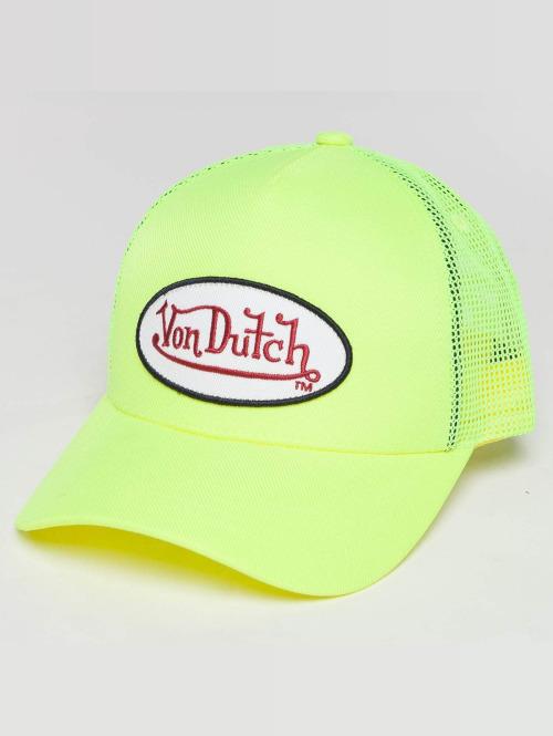 Von Dutch Trucker Cap Trucker gelb