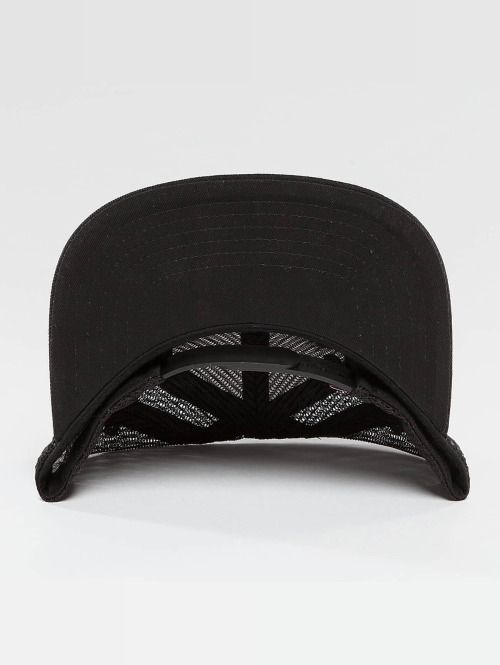 Who Shot Ya? Trucker Cap Collogebro schwarz