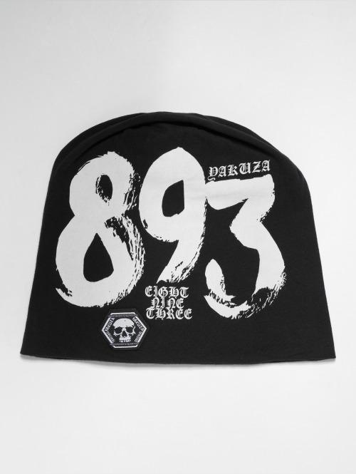 Yakuza Beanie 893 schwarz