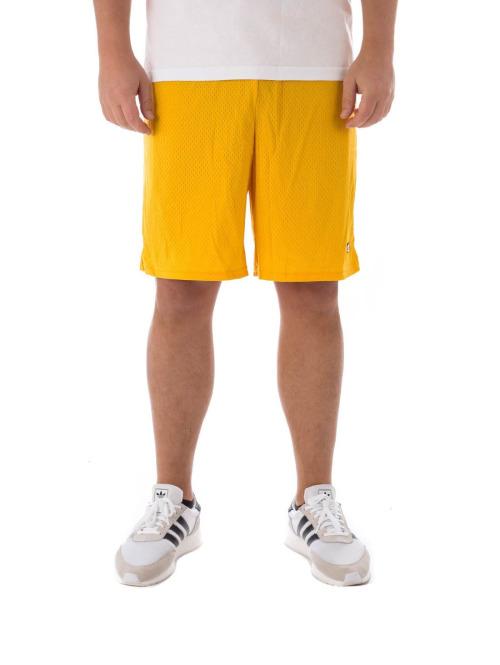 Carrots Shorts Chamoline Mesh gelb