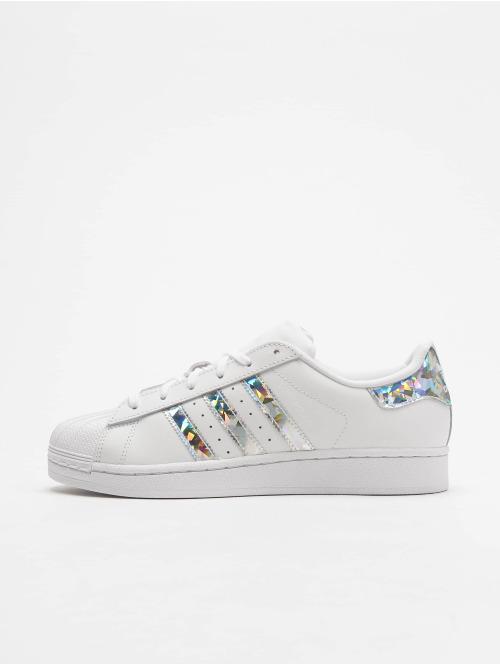 adidas originals Baskets Superstar J blanc