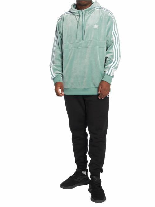 adidas originals Hoody Cozy grün